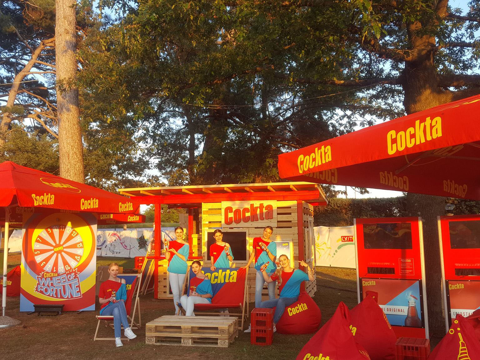 Cocta @ Seastar festival