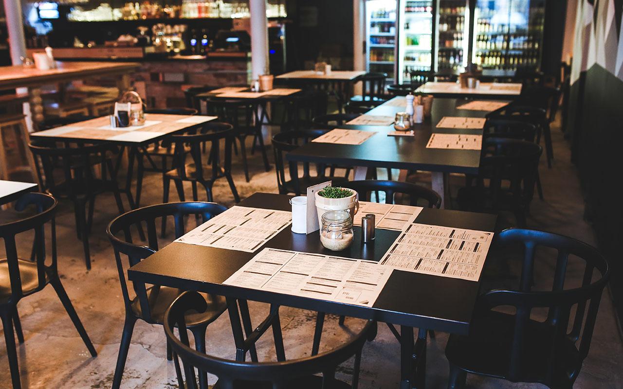 Bar in restavracija