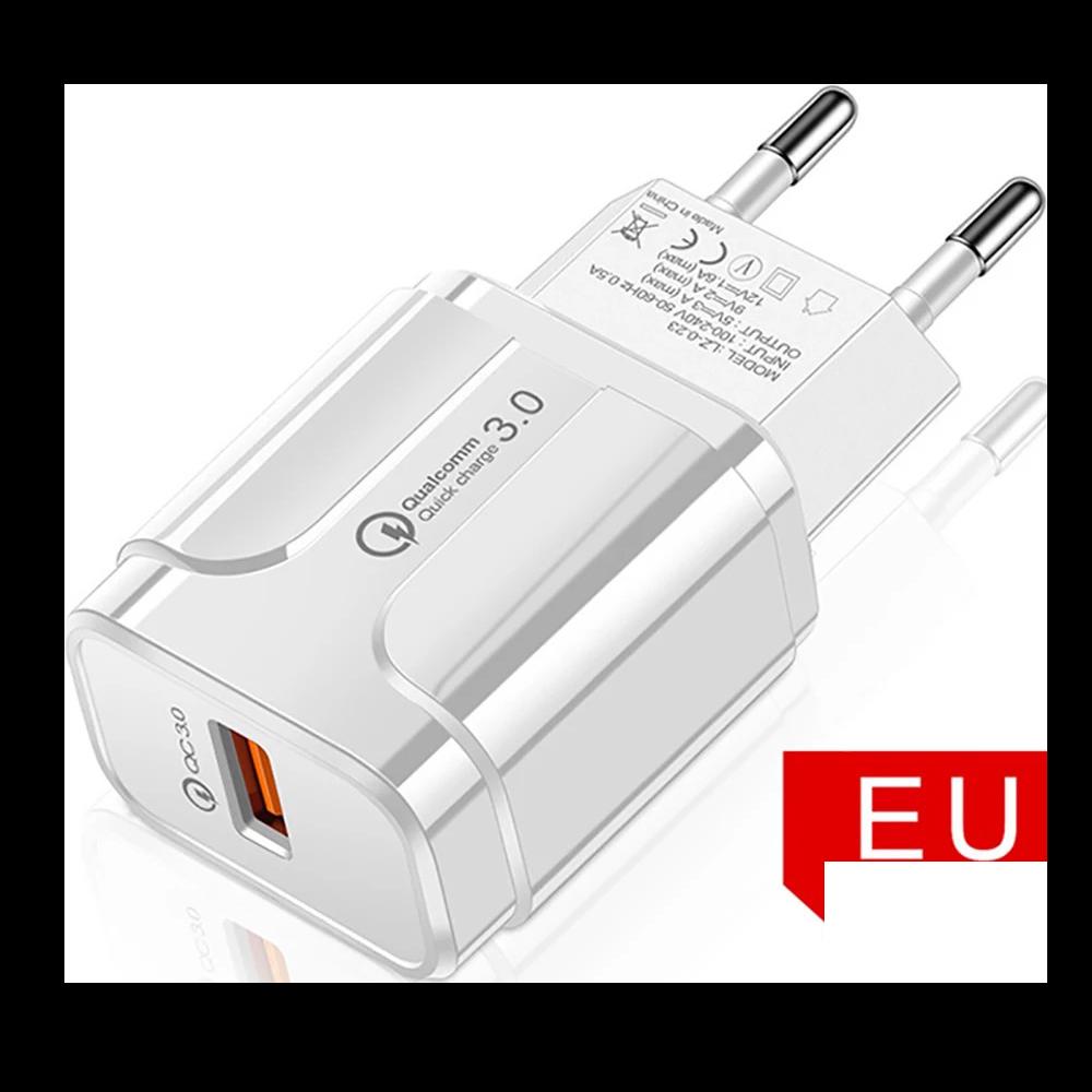 stenski USB napajalec
